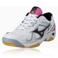Mizuno Lady Wave Twister 2 Indoor Court Shoes