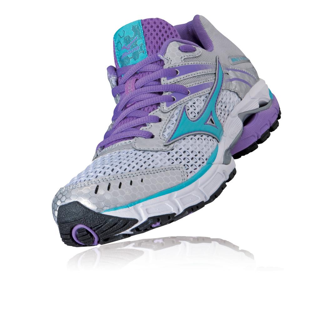 Womens Mizuno Wave Musha 4 Running Shoes Product Video   Men's