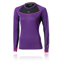 Mizuno Breath Thermo Women's Long Sleeve Running Top