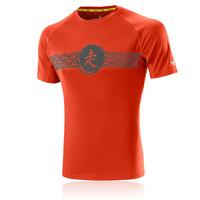 Mizuno Drylite Wave Running T-Shirt