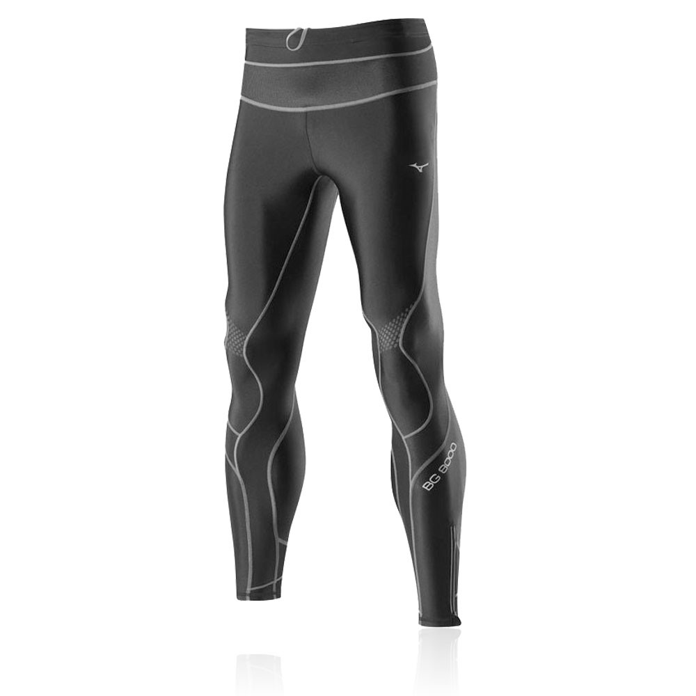 Mizuno Biogear BG8000 Long Compression Running Tights