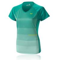 Mizuno Drylite Sunset Women's Running  T-Shirt
