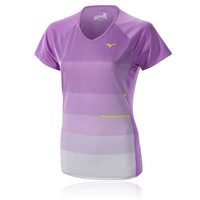 Mizuno Drylite Sunset Women's Running T-Shirt