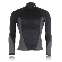 Mizuno Virtual Body Women's Half-Zip Long Sleeve Baselayer