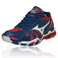 Mizuno Wave Tornado 9 Court Shoes