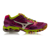 Mizuno Wave Bolt 3 Women's Indoor Court Shoes - AW14