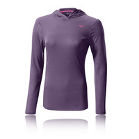 Mizuno Breathable Thermo Women's Hooded Top - AW14