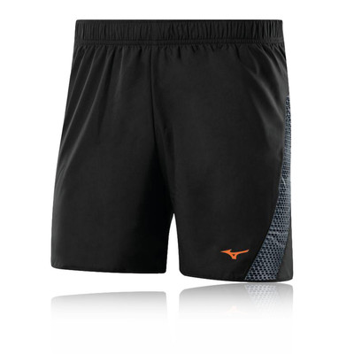 Mizuno DryLite Printed Square 5.5 Running Shorts - SS15 picture 1