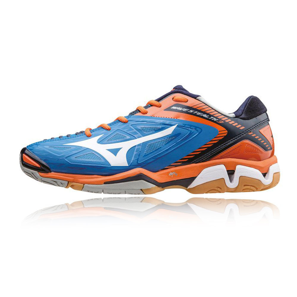 mizuno wave stealth 3 indoor court shoes aw15 30 off. Black Bedroom Furniture Sets. Home Design Ideas