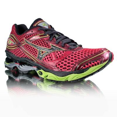 mizuno wave creation 13 mens cushioned running shoes
