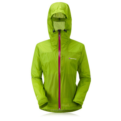 Montane Minimus Mountain Women's Waterproof Outdoor Jacket picture 1