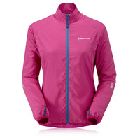 Montane Lady Trail Star Running Jacket