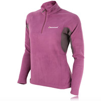 Montane Chukchi Women's Half Zip Long Sleeve Fleece Top