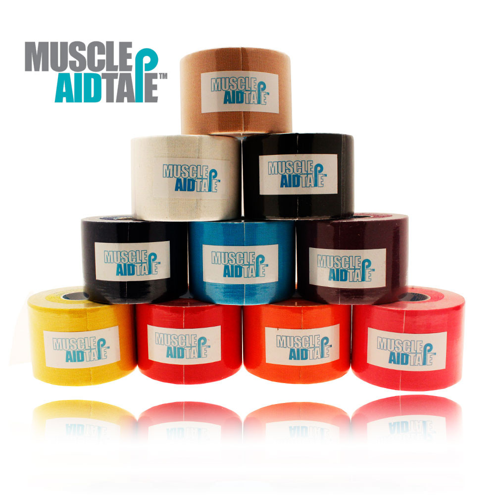 MuscleAidTape Kinesiology 2 Inch Support Tape - SS15