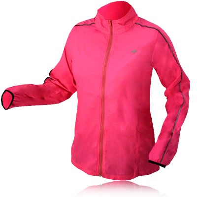 New Balance Lady Hi-Viz Running Jacket picture 1