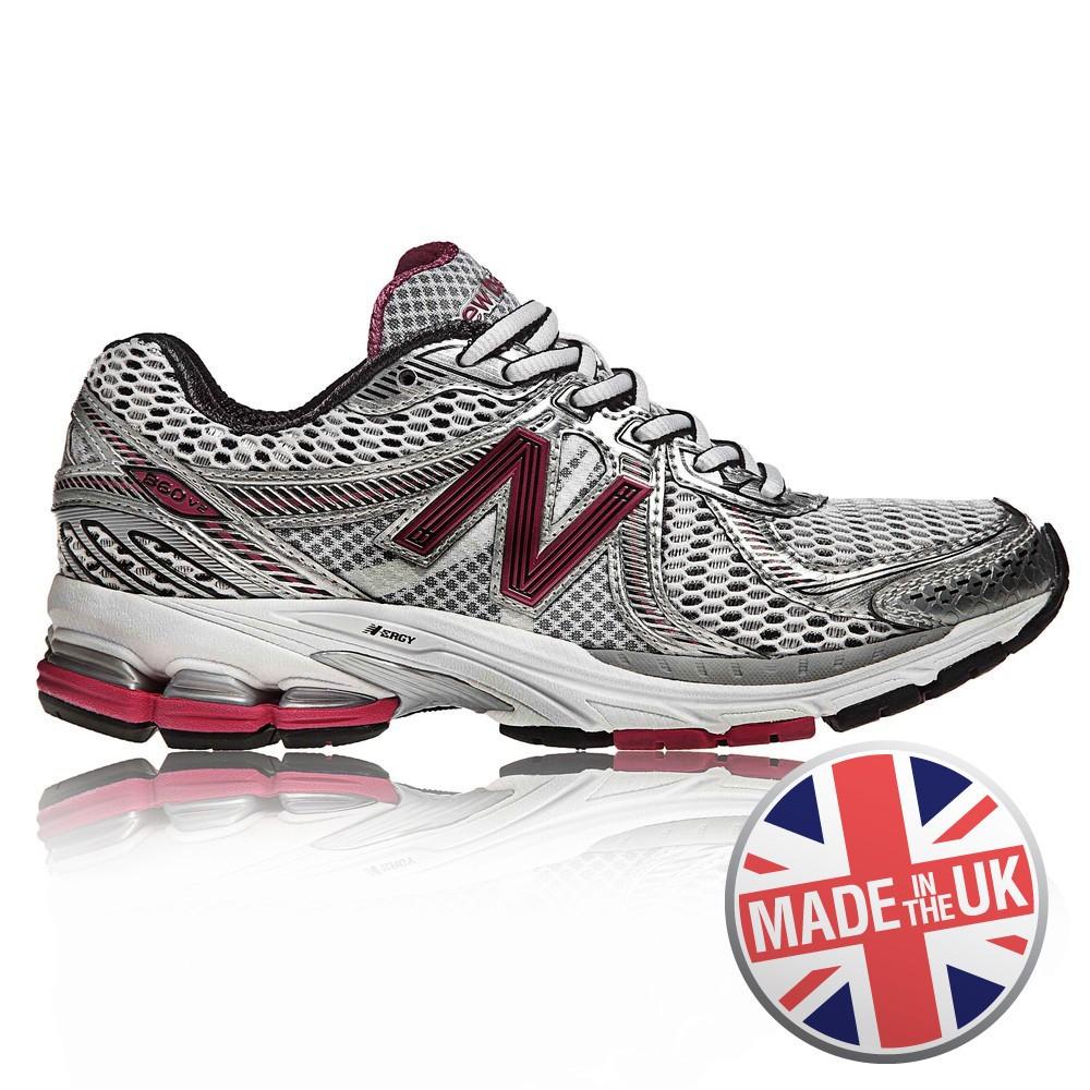 New Balance Lady W860v2 Running Shoes (B Width)