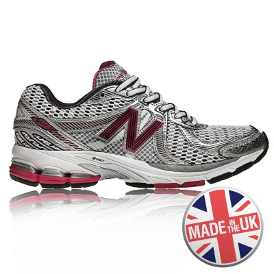 New Balance Lady W860v2 Running Shoes (B Width) picture 1