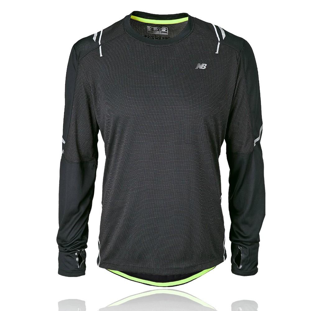 New balance hi viz adaptor running top for Hi viz running shirt
