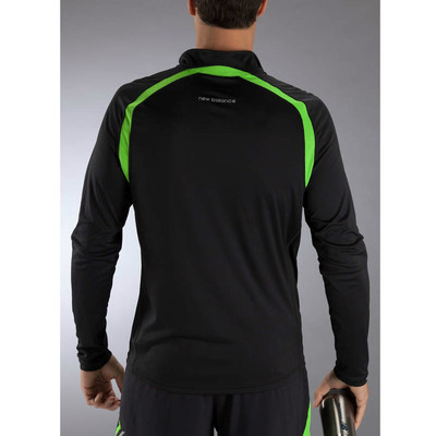 New Balance Impact Half Zip Long Sleeve Running Top picture 2