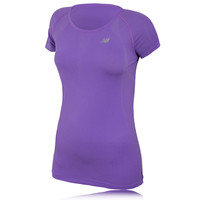 New Balance Lady NBx Minimus Short Sleeve T-Shirt