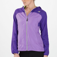 New Balance Sequence Women's Hooded Jacket