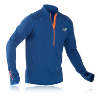 New Balance Boylston Half-Zip Long Sleeve Running Top