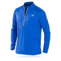 New Balance Impact Half-Zip Long Sleeve Running Top