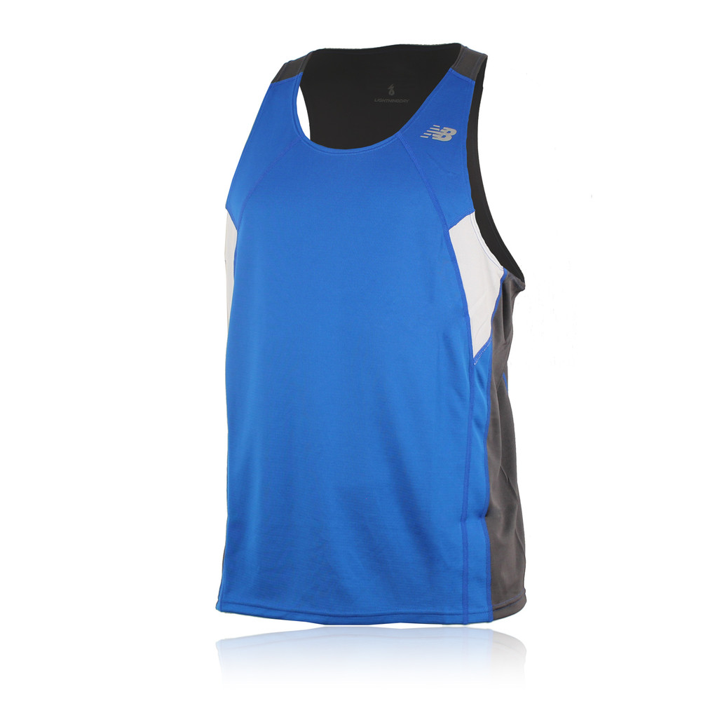 New Balance Momentum Sleeveless Running Vest