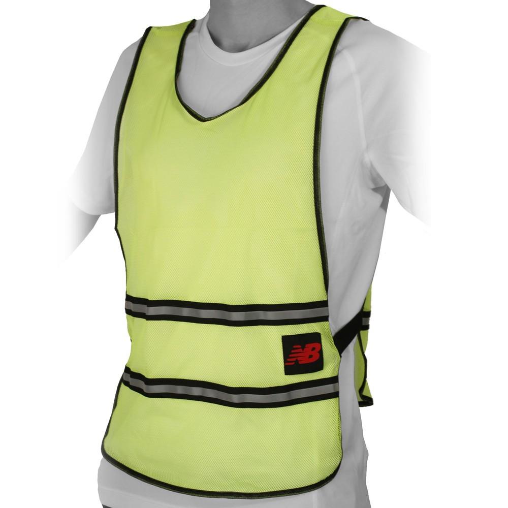 New balance hi viz running vest for Hi viz running shirt