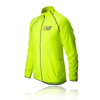 New Balance Glow Beacon Running Jacket - AW14