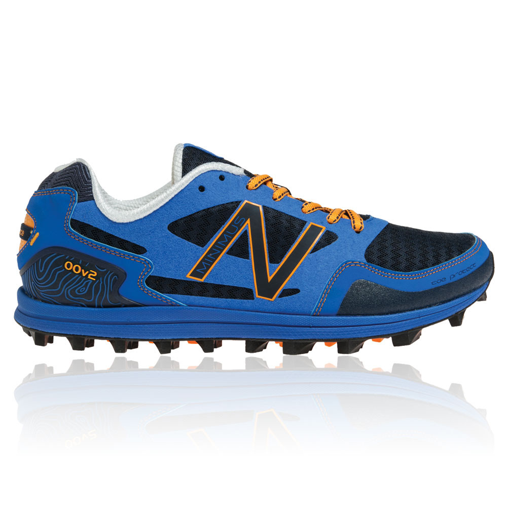 new balance minimus mt00v2 mens blue running trail sports shoes trainers pumps ebay