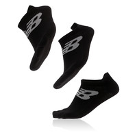New Balance Invisible 3 Pack Socks