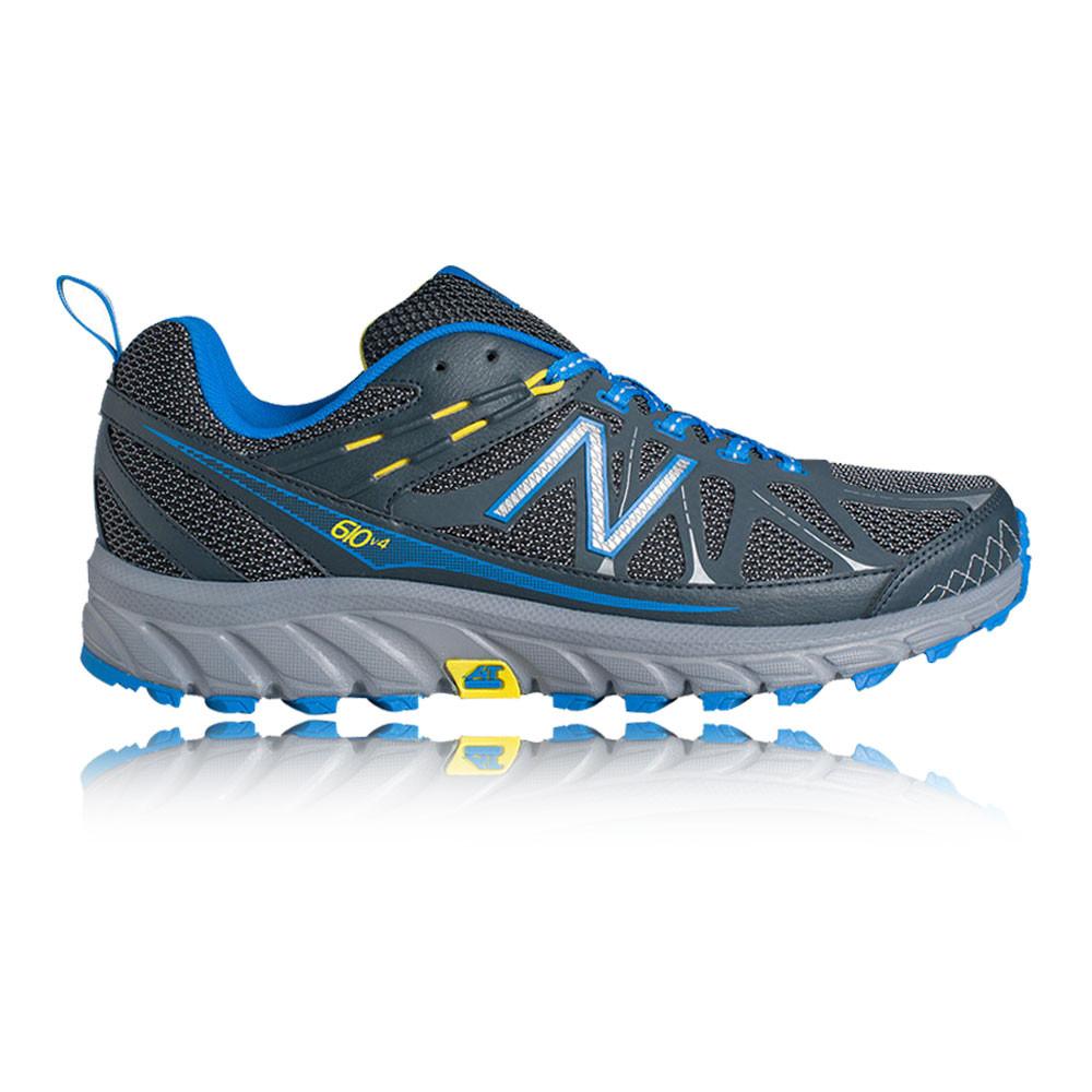 new balance mt610v4 mens grey trail road running sports shoes trainers d width ebay