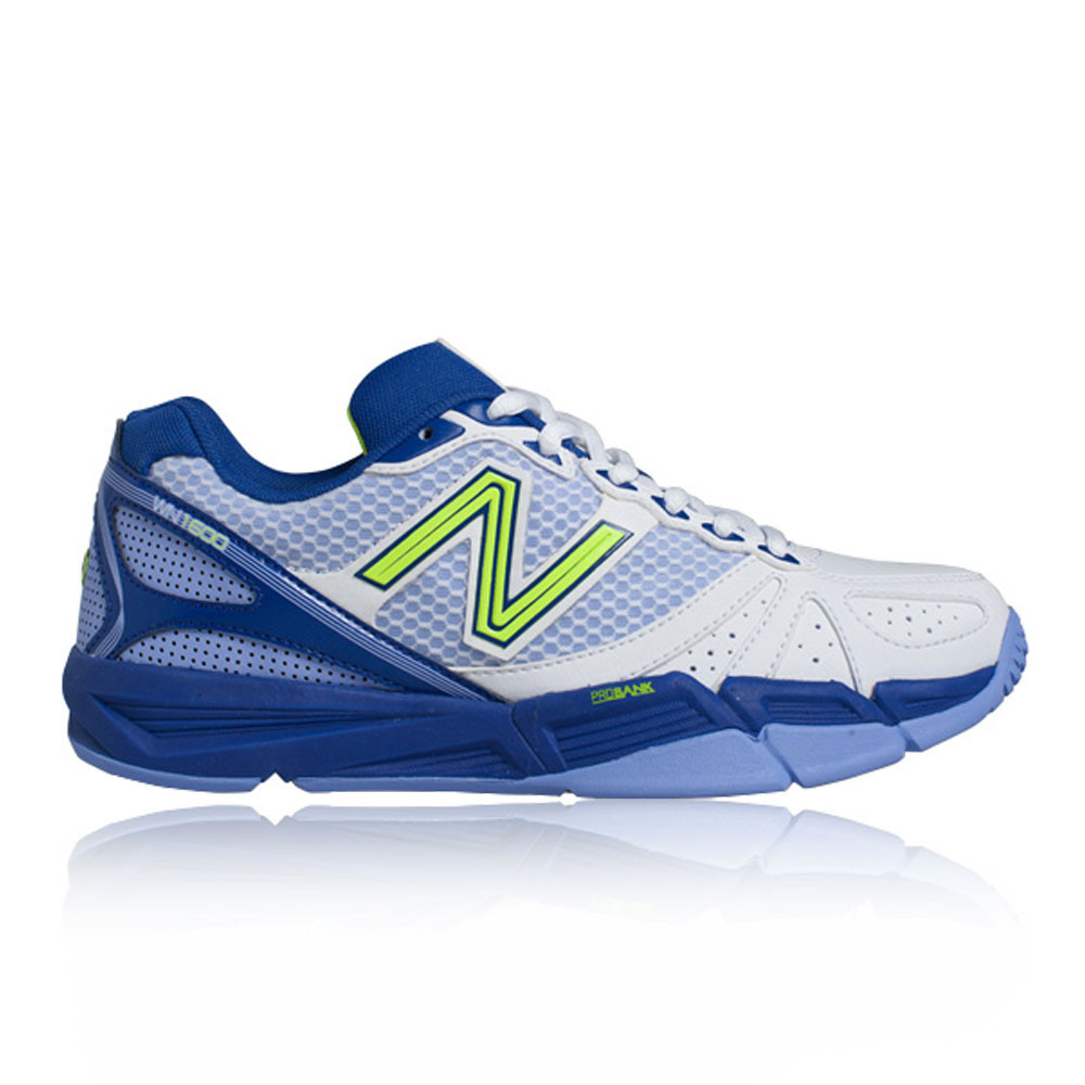 New Balance Womens Wn V Netball Shoes White