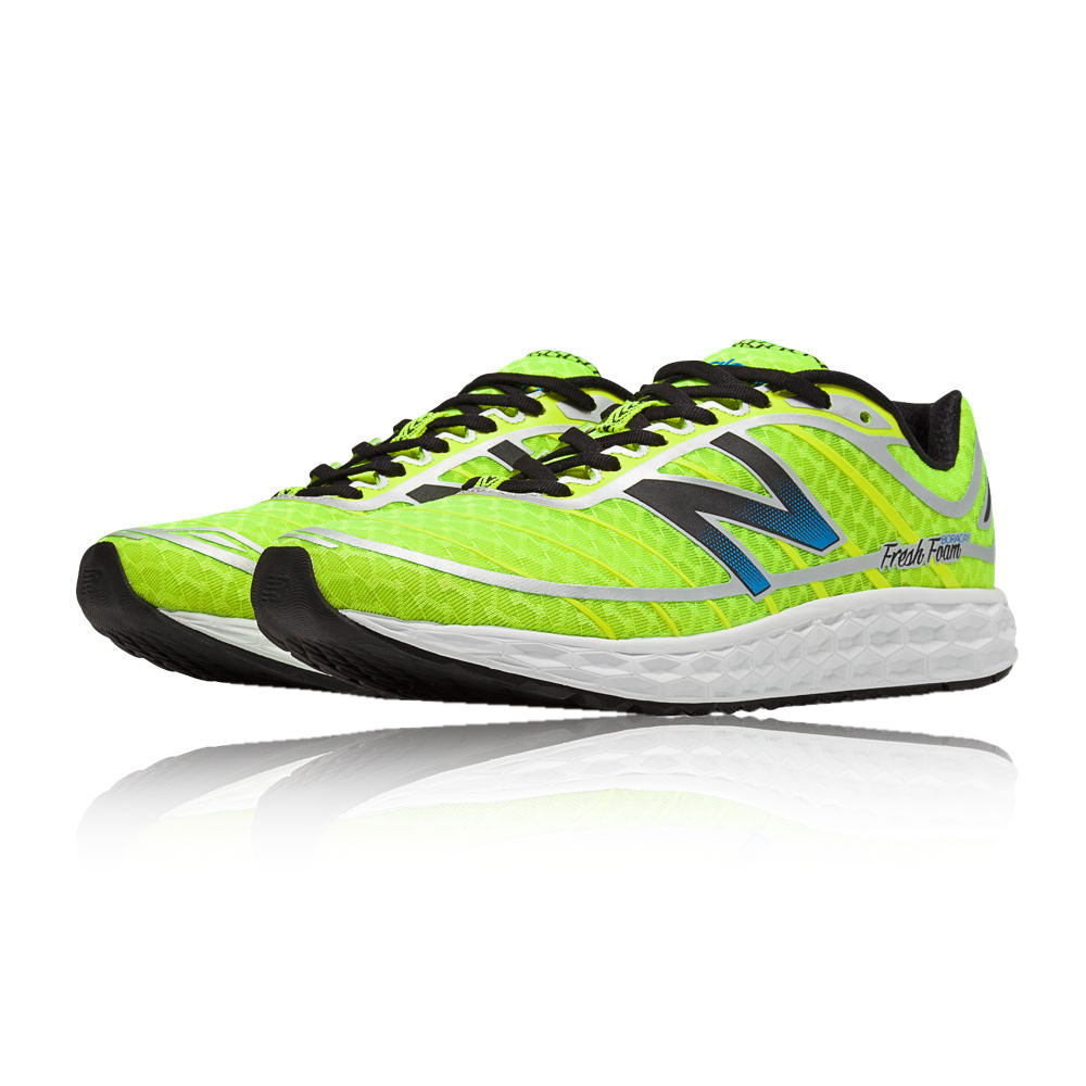 new balance fresh foam boracay 980v2 mens green running