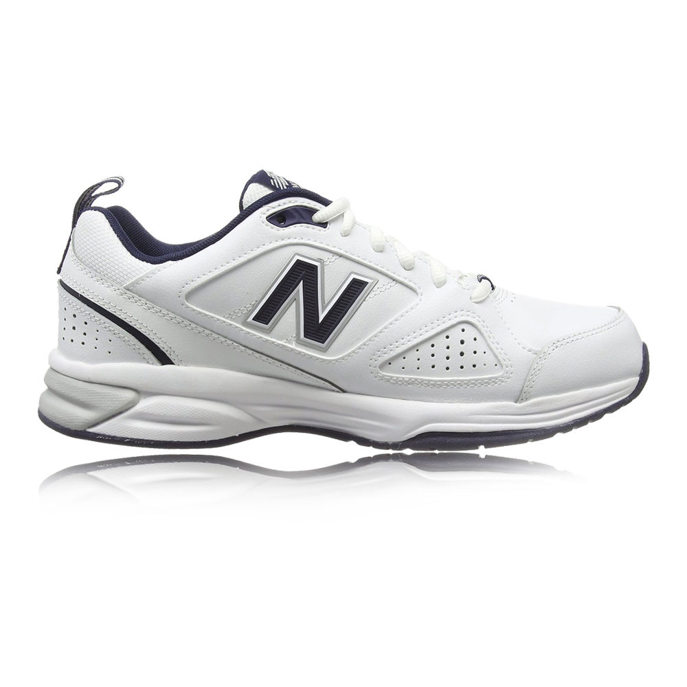new balance mx624v4 mens white water resistant running shoes trainers 4e width ebay