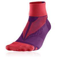 Nike Elite Hyperlite Women's Quarter Running Socks - SU14