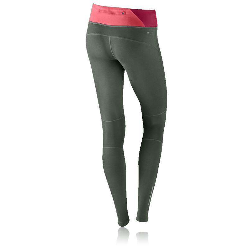 Unique Nike Epic Run Drifit Capri Leggings In Black BLACKREFS  Lyst