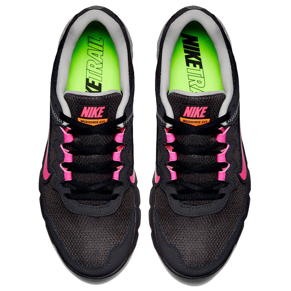 Nike Zoom Wildhorse Women's GORE-TEX Waterproof Trail Running Shoes - HO14