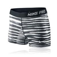 Nike Pro 3 Inch Tiger Women's Shorts