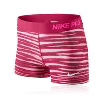 Nike Pro 3 Inch Tiger Women's Shorts - FA14