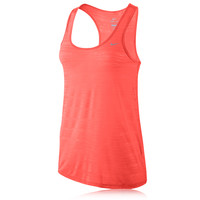Nike Dri-Fit Touch Breeze Stripe Women's Tank Top Running Vest - FA14