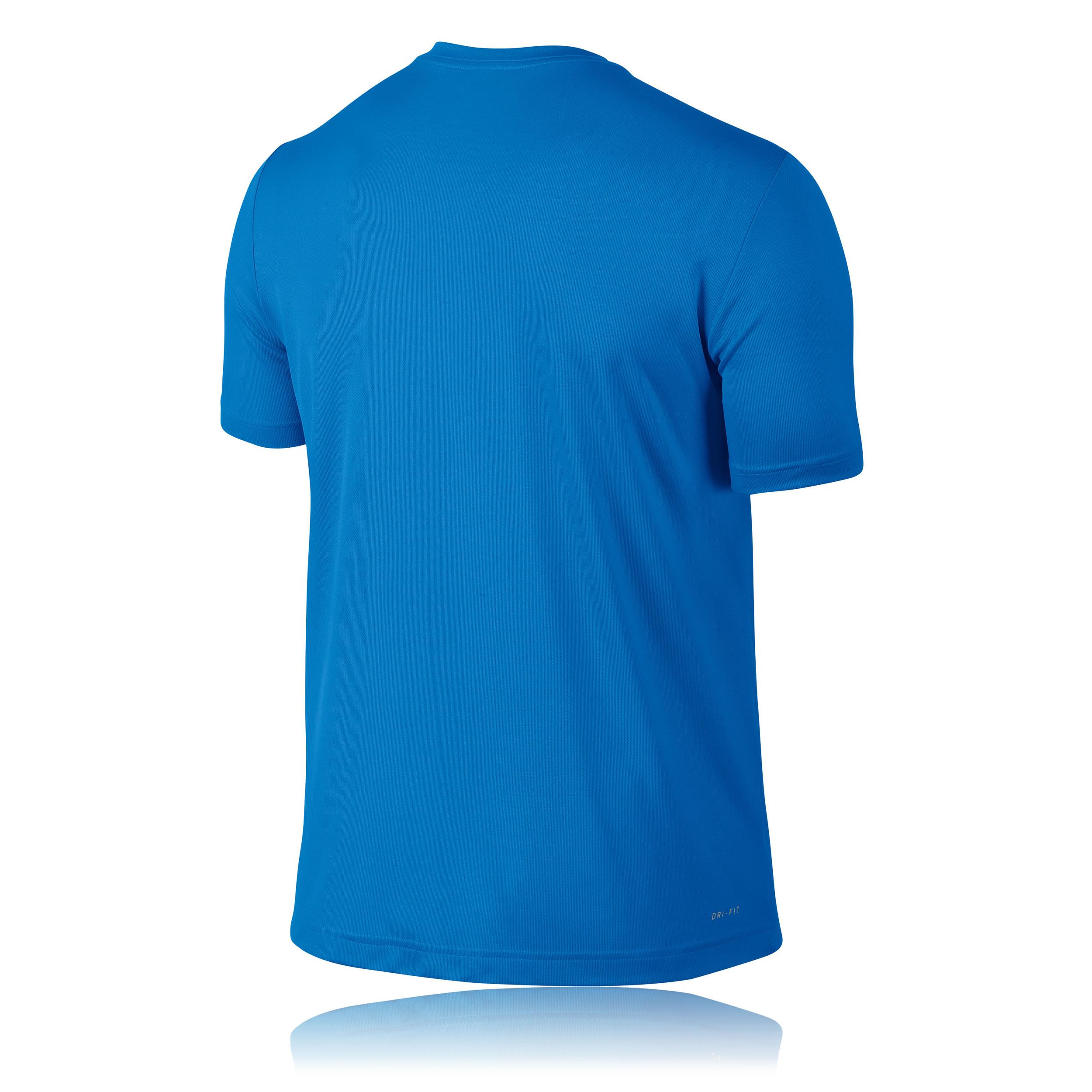 Nike challenger short sleeve running t shirt fa14 for Nike short sleeve shirt