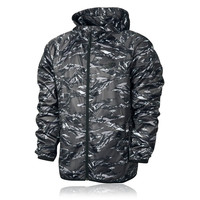 Nike Packable Camo Running Jacket