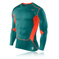 Nike Pro Combat Hypercool Compression 2.0 Long Sleeve Top - HO14