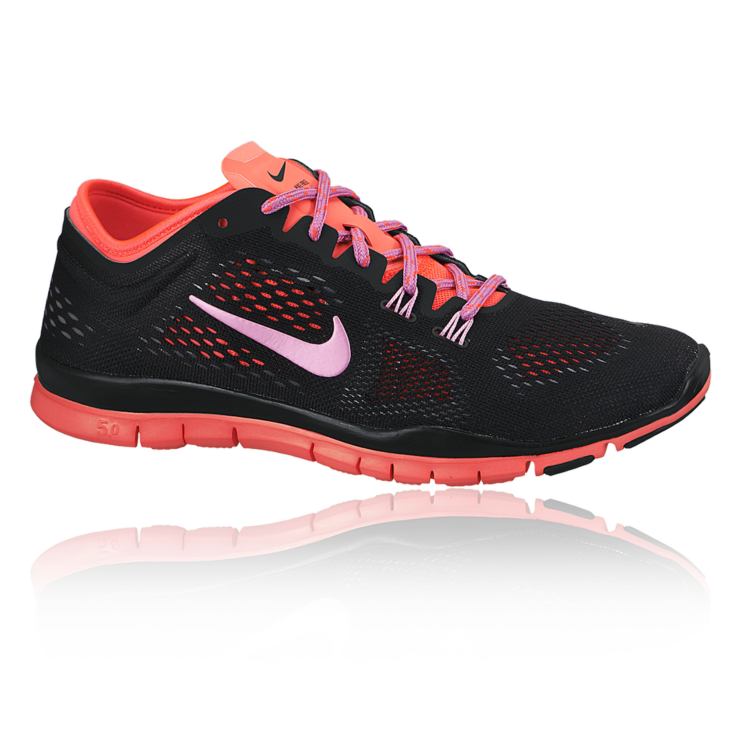 nike free 5 0 tr fit 4 print women 39 s training shoes ho14. Black Bedroom Furniture Sets. Home Design Ideas
