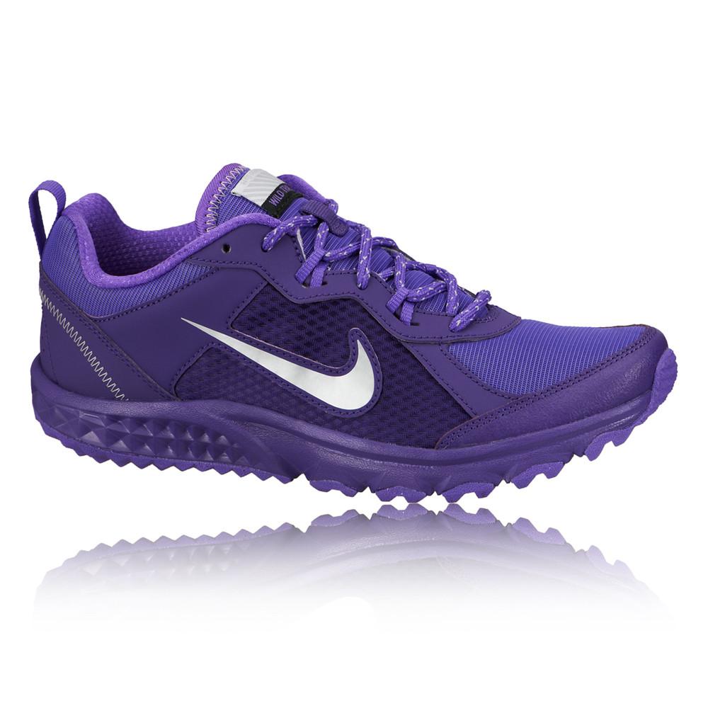 Nike Wild Trail Shield Women's Running Shoes - HO14 - 40%