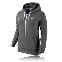 Nike Jersey Full Zip Women's Training Hoody - HO14