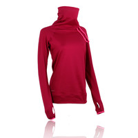 Nike Pro Hyperwarm Hybrid Women's Long Sleeve Running Top