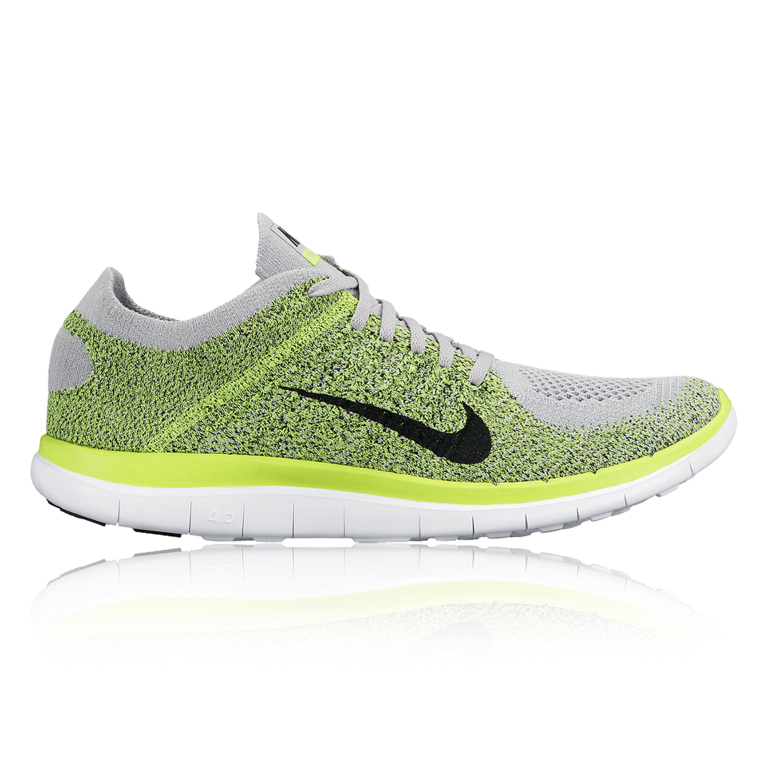adidas Free Flyknit 4.0 Running Shoes - HO14
